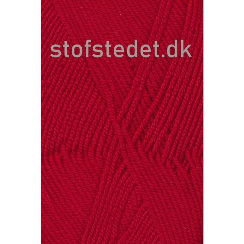 Extrafine Merino 150 i Postkasse rød   Hjertegarn