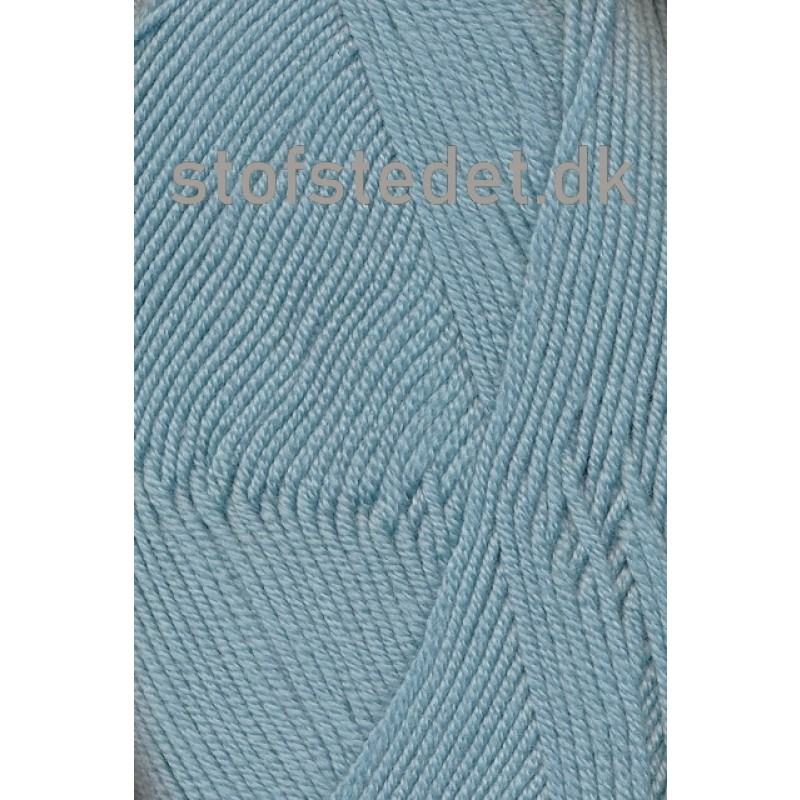 Extrafine Merino 150 i Lys grå-blå   Hjertegarn