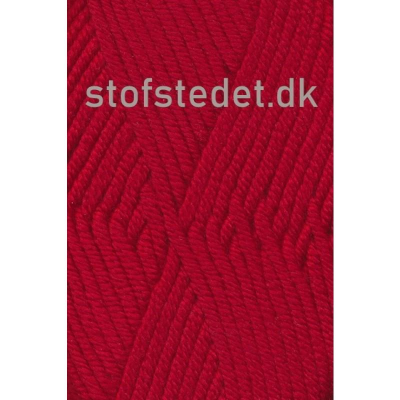 Extrafine Merino 50 i Rød | SToFSTEDET.dk