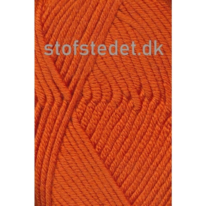Extrafine Merino 50 i Orange | Hjertegarn