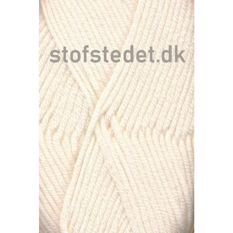 Extrafine Merino 90 i Off-white | Hjertegarn-32