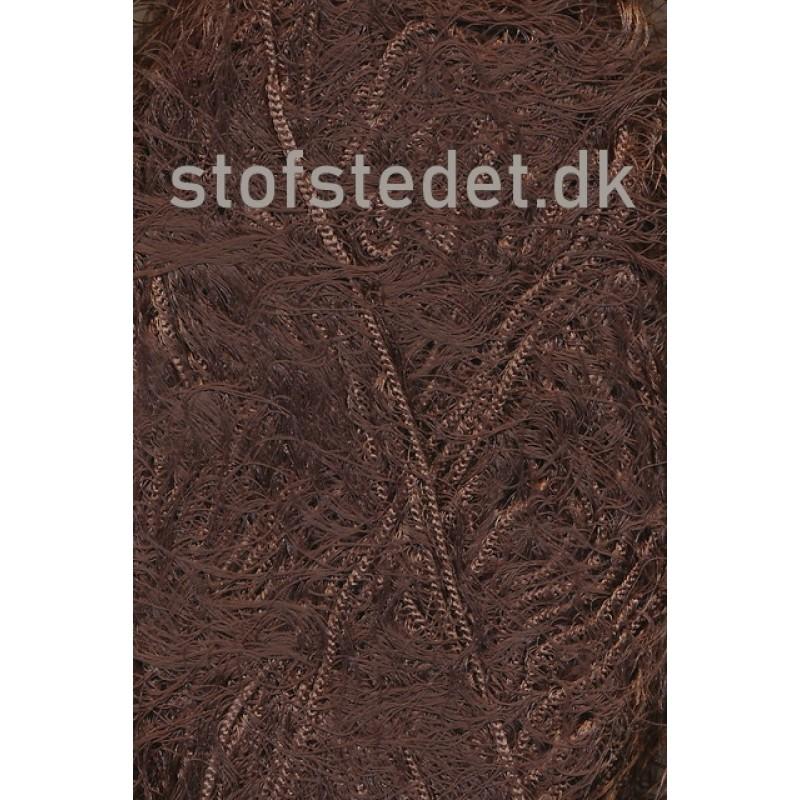 Fur Pels garn, brun