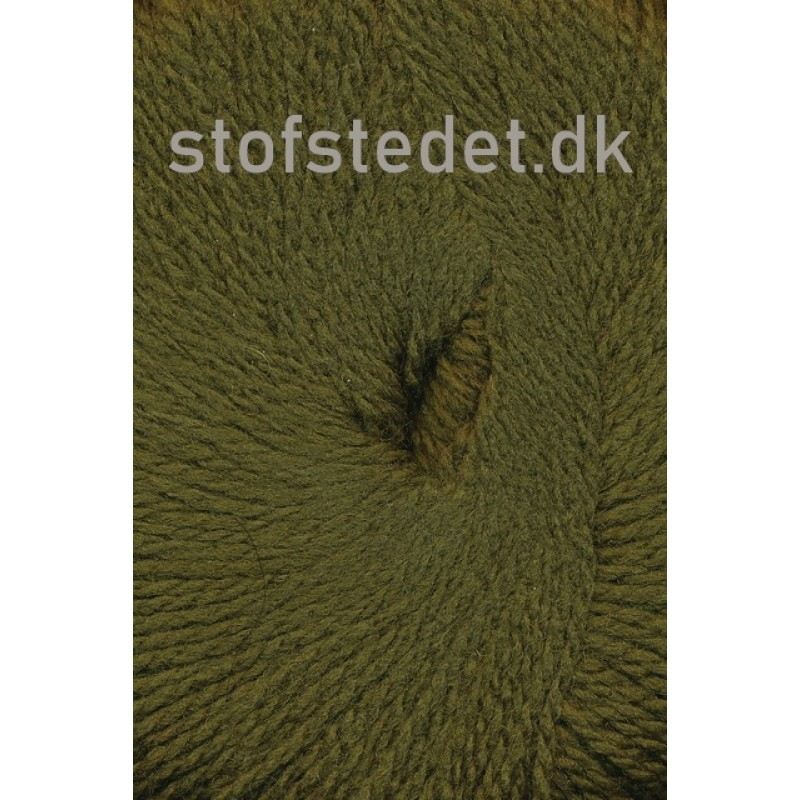 Hjerte Fine Highland Wool i Army | Hjertegarn