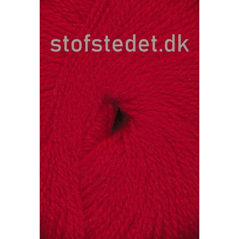 Hjerte Fine Highland Wool i Rød | Hjertegarn