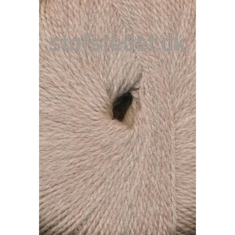 Hjerte Fine Highland Wool i Beige | Hjertegarn