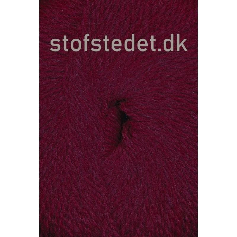 Hjerte Fine Highland Wool i Bordeaux | Hjertegarn