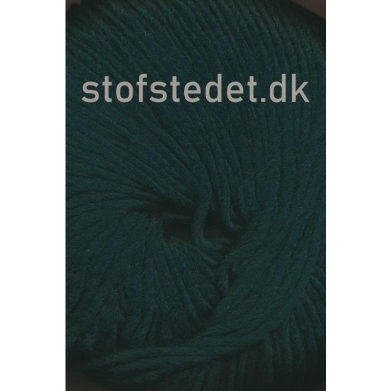 Incawool i 100% uld fra Hjertegarn i flaskegrøn-317