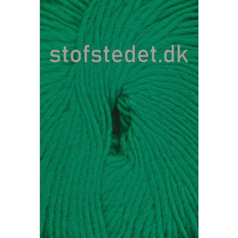 Incawool i 100% uld fra Hjertegarn i brilliant-grøn-311