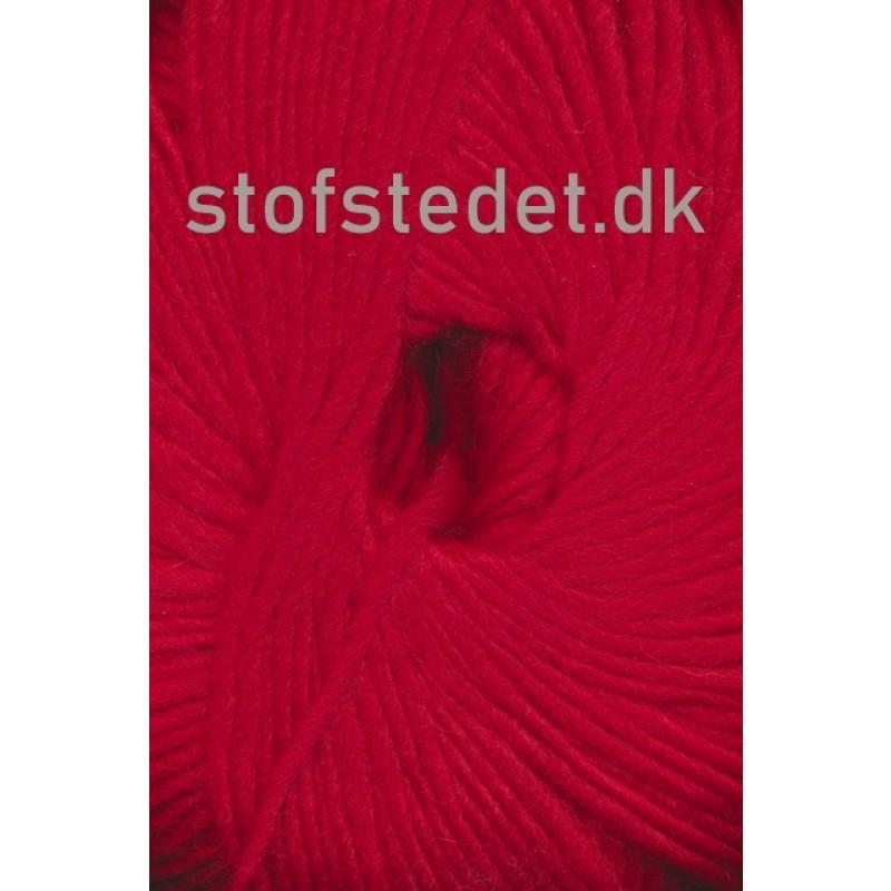 Incawool i 100% uld fra Hjertegarn i rød