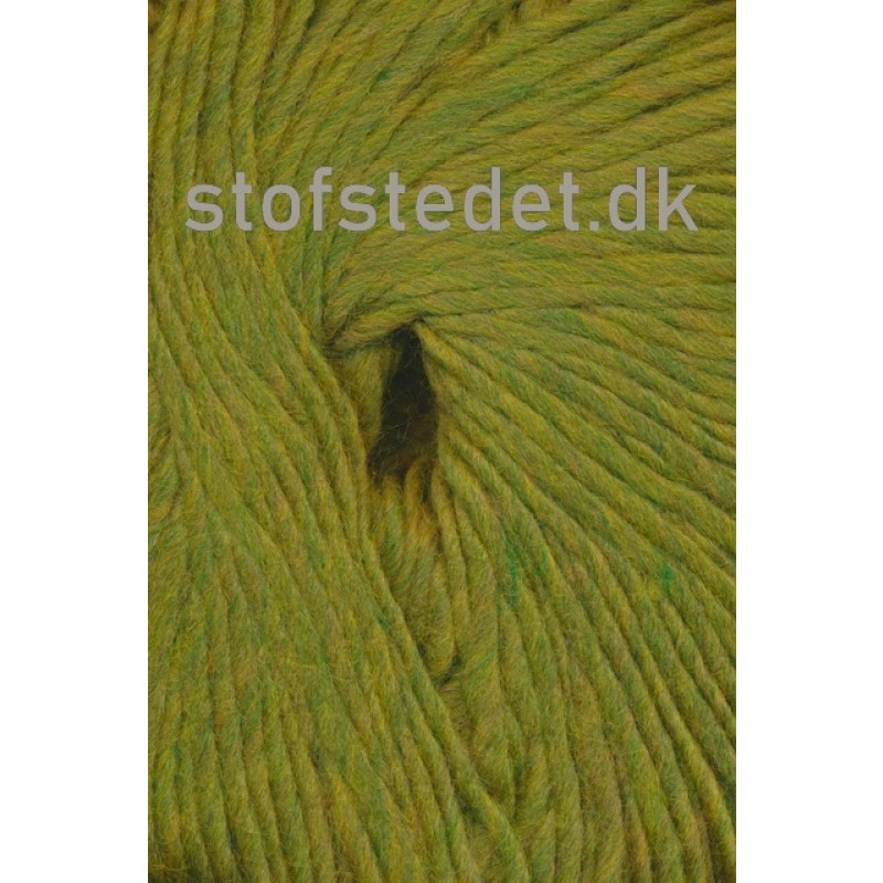 Incawool i 100% uld fra Hjertegarn i lime-319