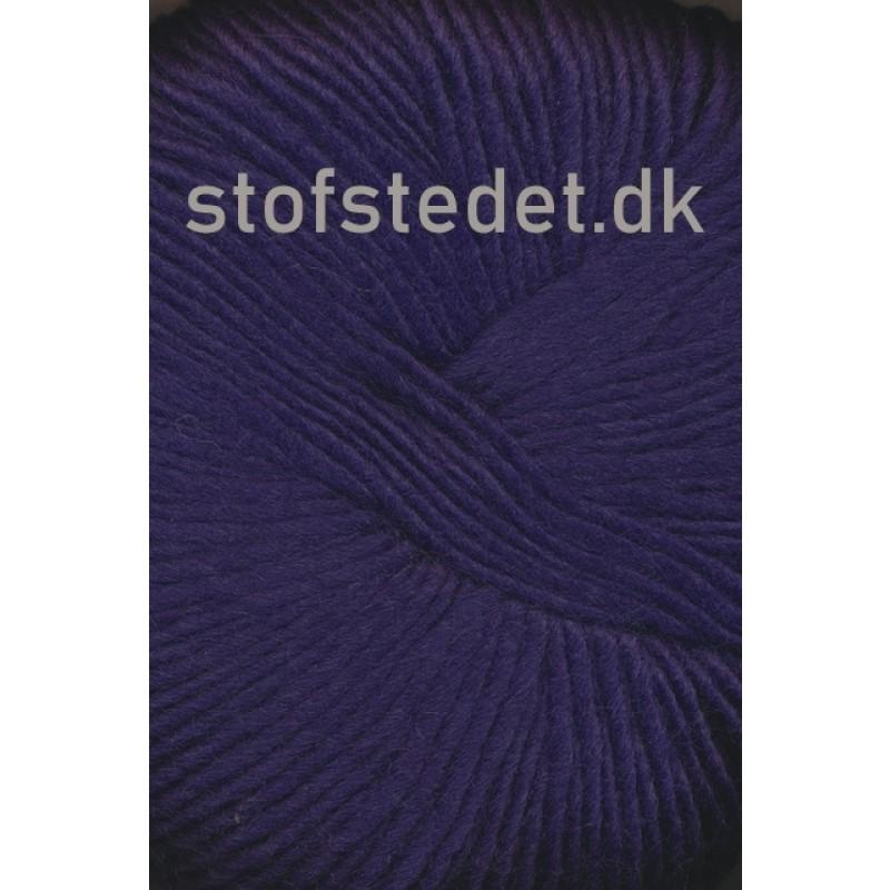 Incawool i 100% uld fra Hjertegarn i mørkelilla-38