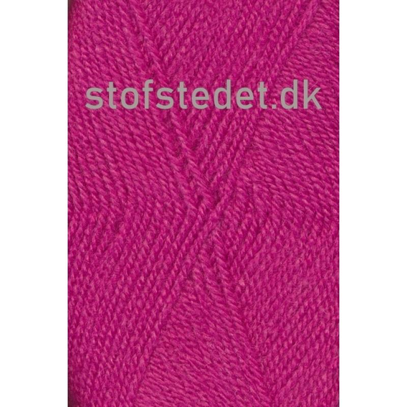 Jette acryl garn i Mørk pink | Hjertegarn