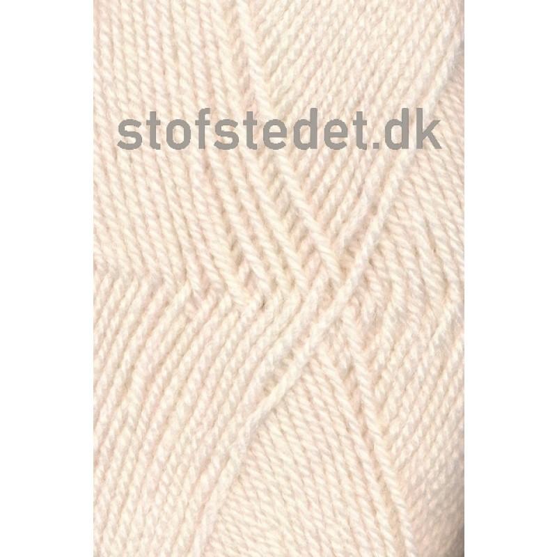 Jette acryl garn i Off-white   Hjertegarn-32