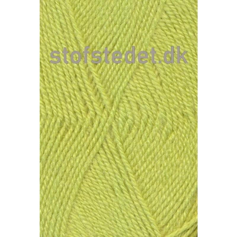 Jette acryl garn i Lime | Hjertegarn