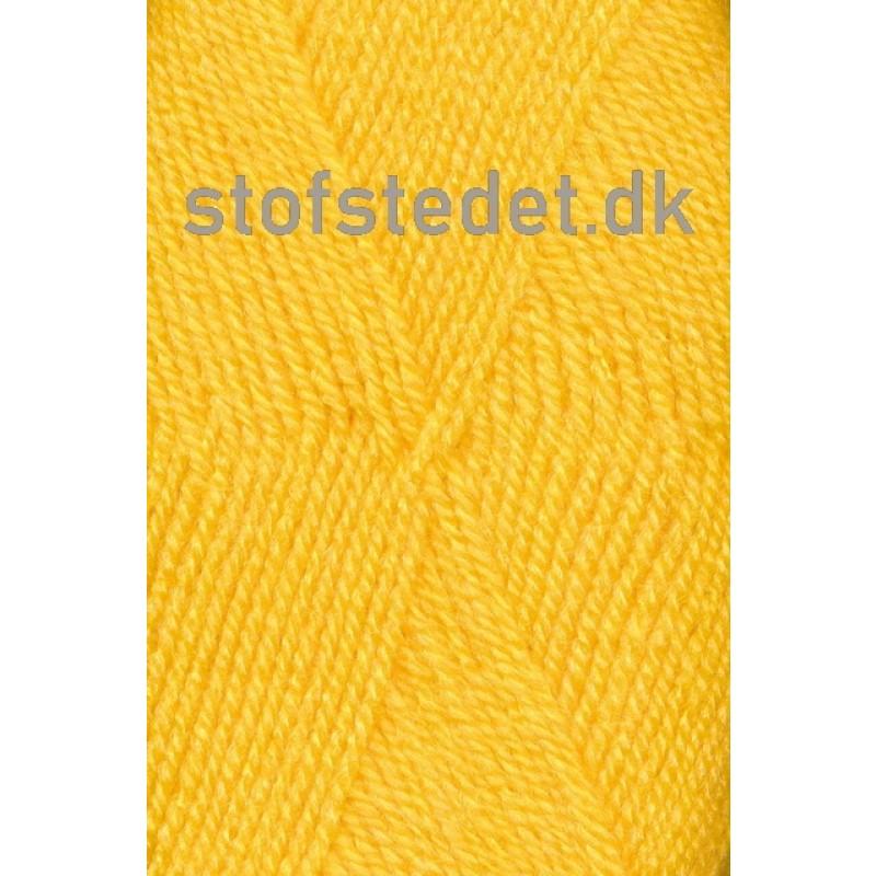 Jette acryl garn i Solgul | Hjertegarn-32