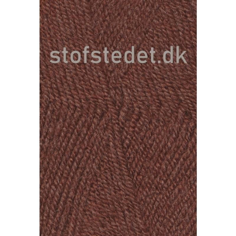 Jette acryl garn i Brun | Hjertegarn-32