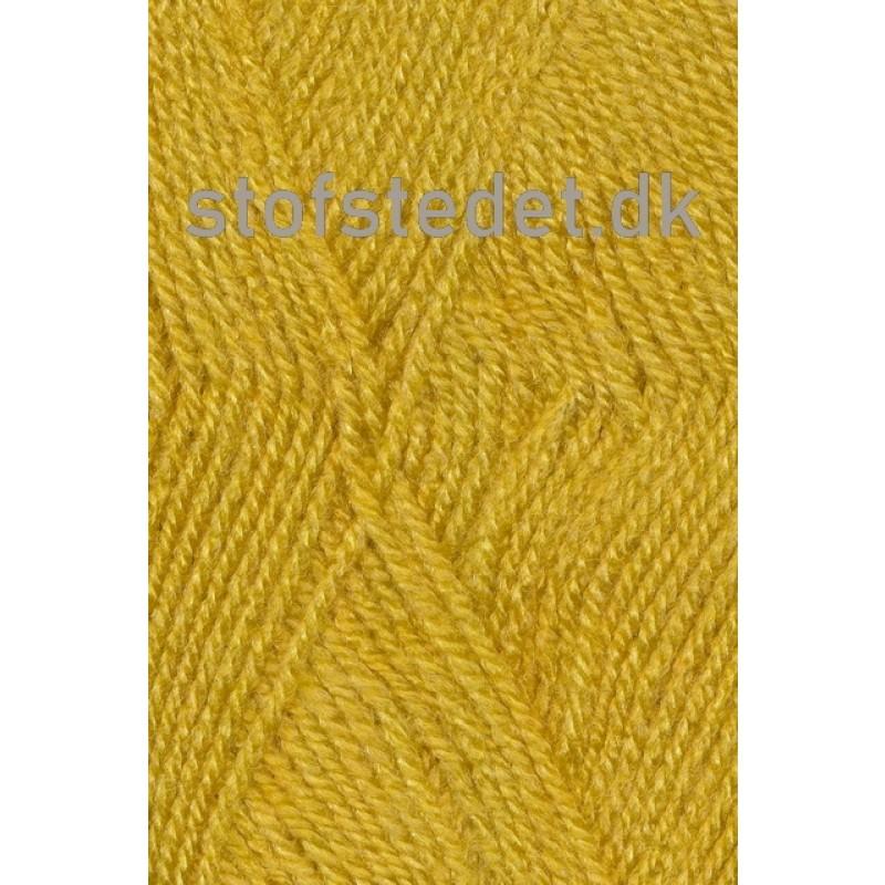 Jette acryl garn i Okker-gul | Hjertegarn-32