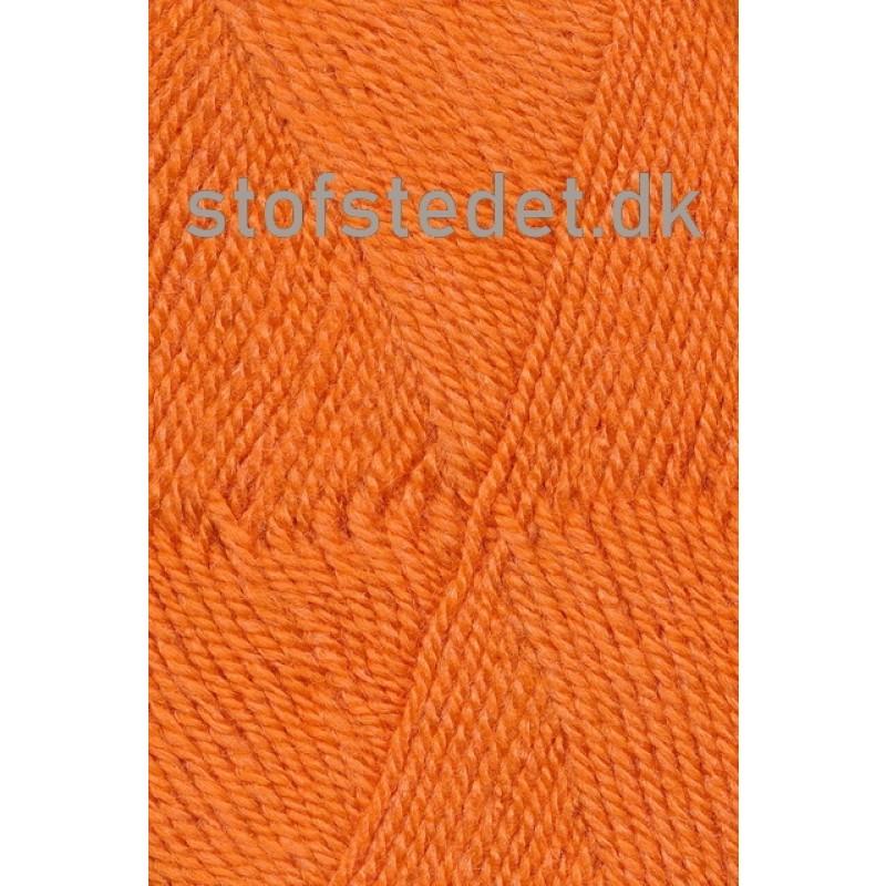 Jette acryl garn i Orange | Hjertegarn