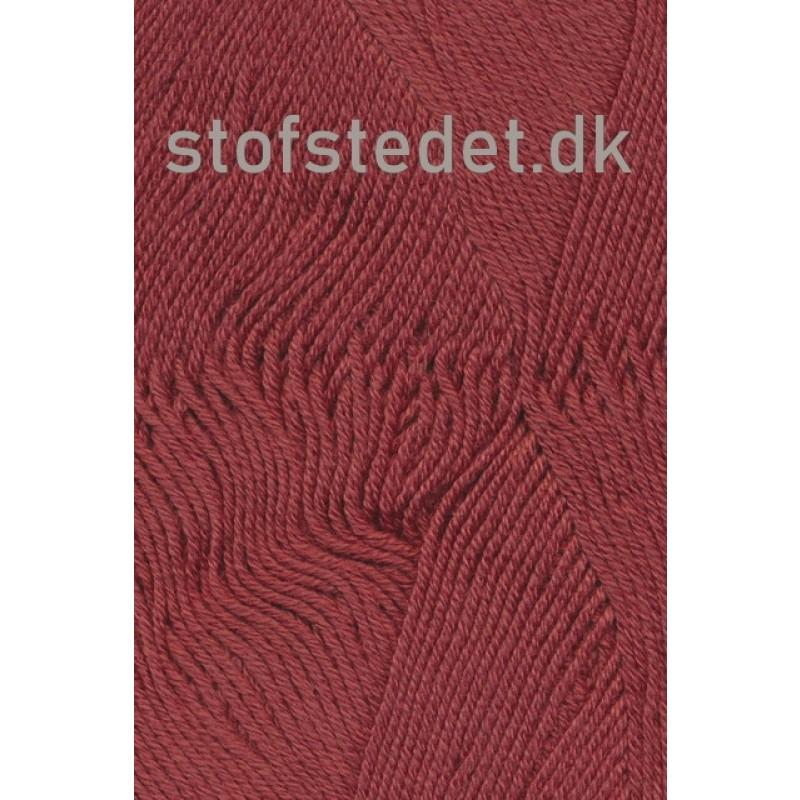 Lana Cotton 212- Uld-bomuld i Støvet Rust