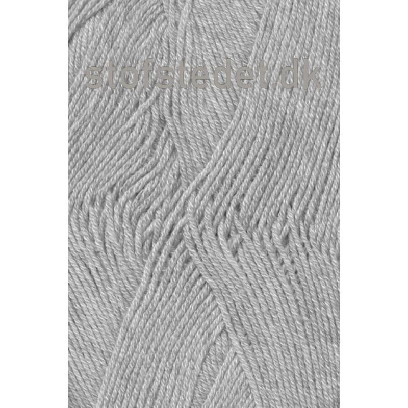 Lana Cotton 212- Uld-bomuld i Lysegrå