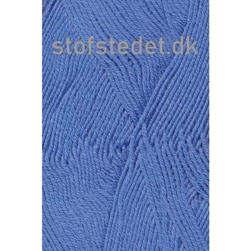 Lana Cotton 212- Uld-bomuld i Blå