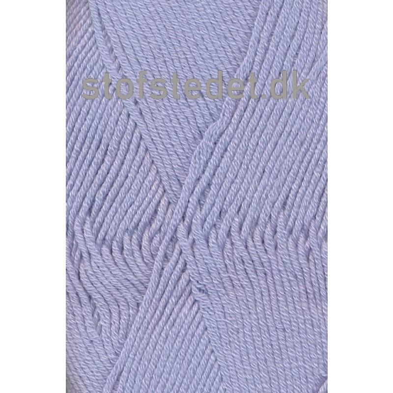 Hjertegarn | Merino Cotton Uld/bomuld i Baby lyseblå-35