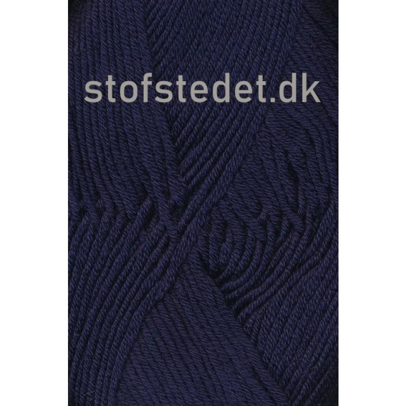 Hjertegarn | Merino Cotton Uld/bomuld i Mørkeblå-35
