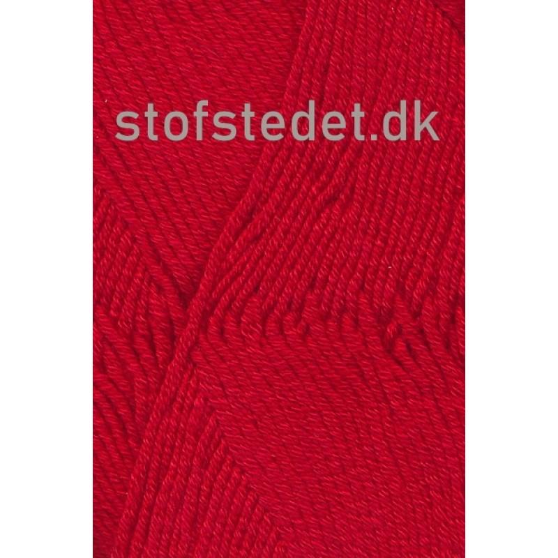 Hjertegarn | Merino Cotton Uld/bomuld i Postkasse rød-33