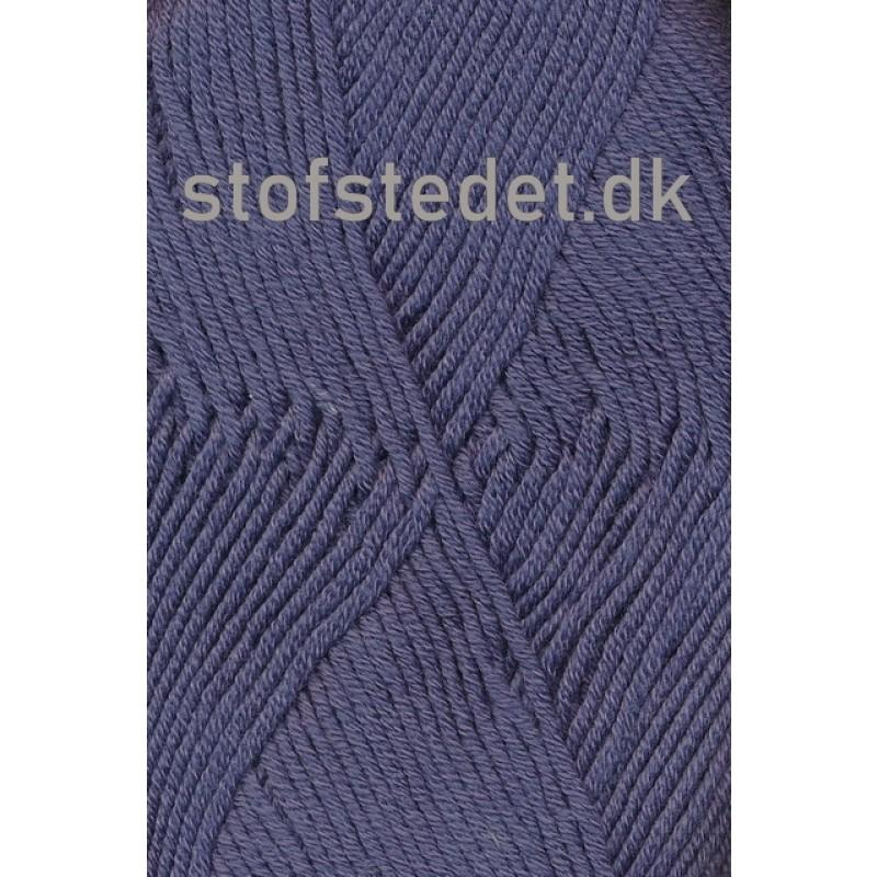 Hjertegarn | Merino Cotton i Støvet blå-35
