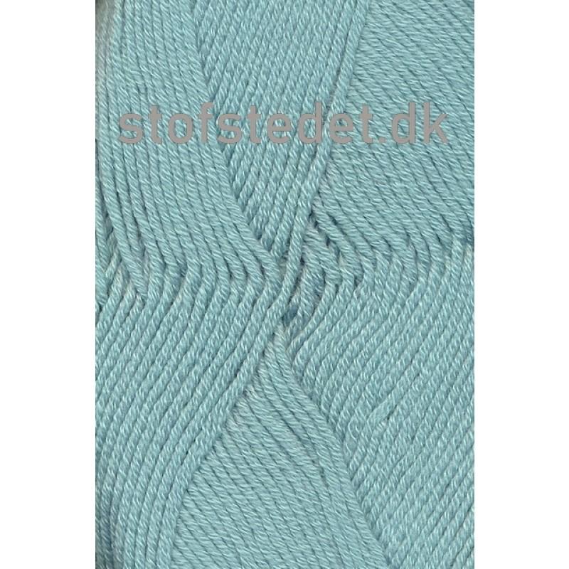 Hjertegarn | Merino Cotton Uld/bomuld i Aqua-33