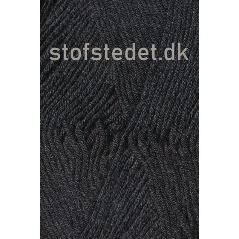 Merino Cotton Uld/bomuld i Koksgrå-34
