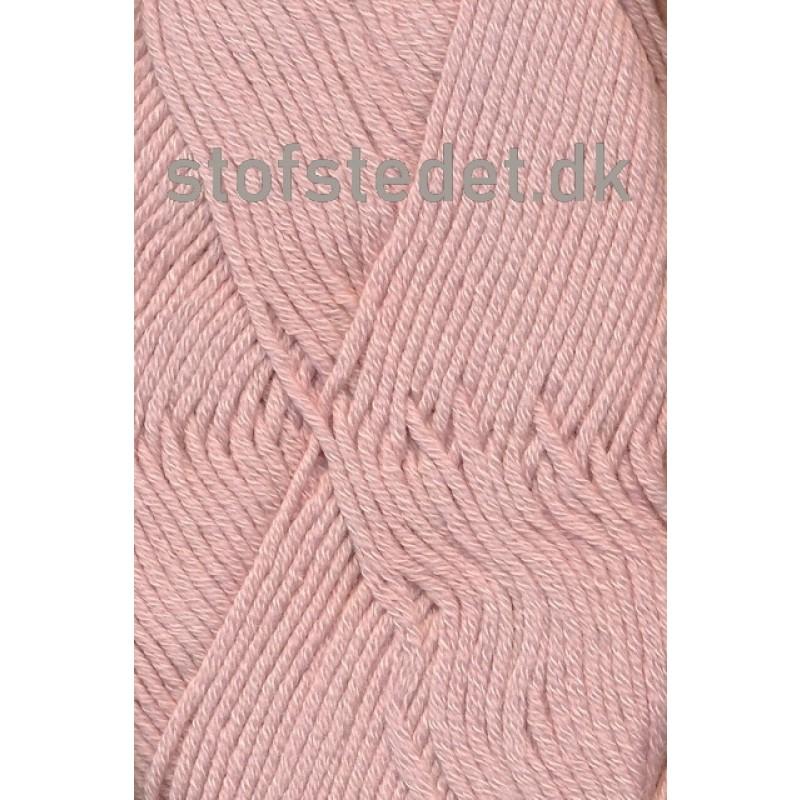 Merino Cotton Uld/bomuld i Lys rosa-34