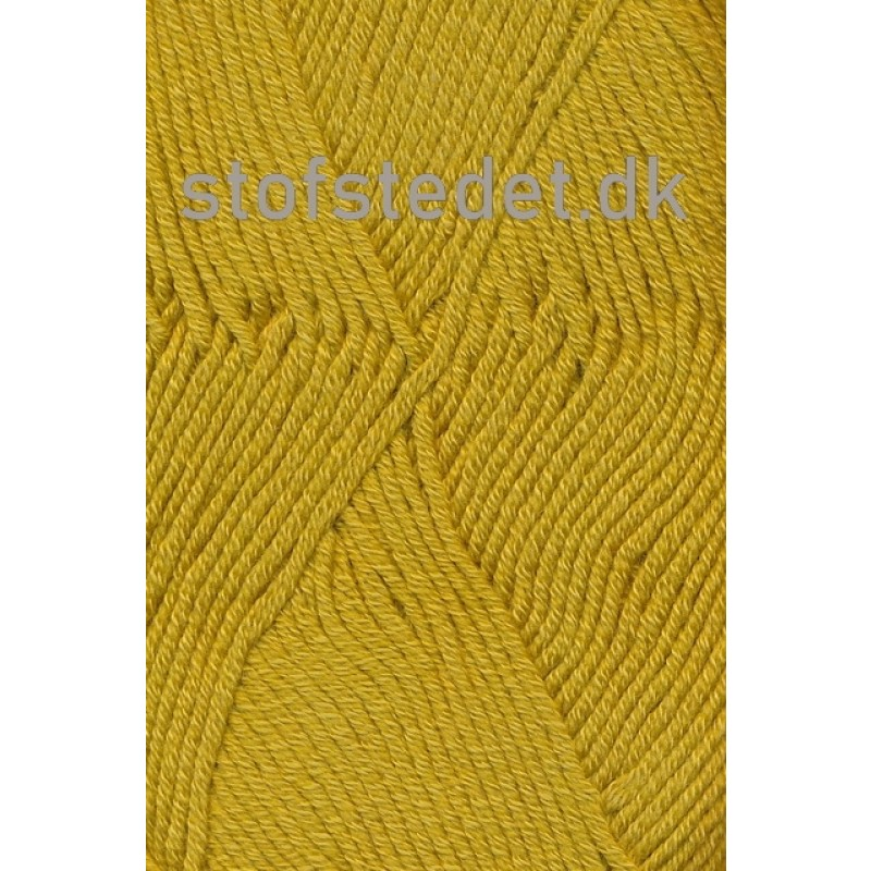 Hjertegarn | Merino Cotton - Uld/bomuld i Korn gul