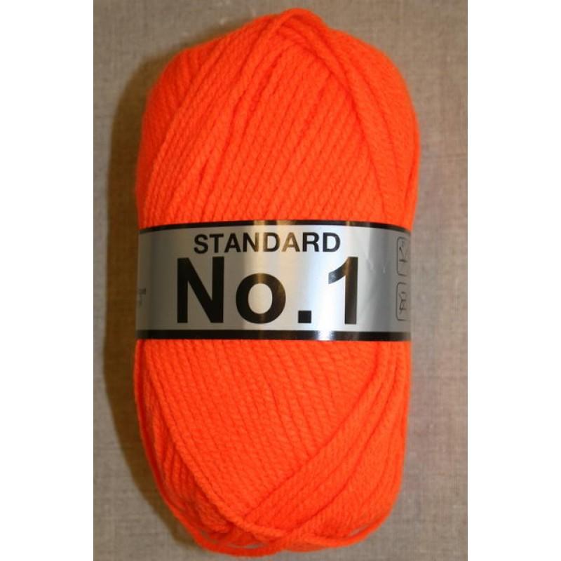 Acrylgarn No 1, neon orange-31