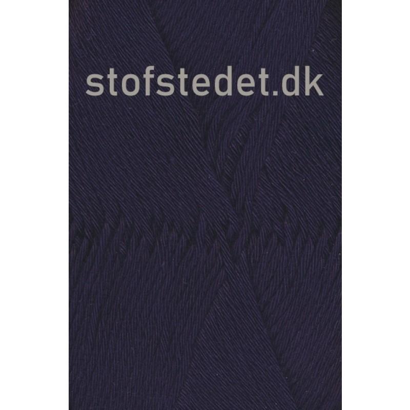 Organic Cotton/Økologisk bomuldsgarn i Mørkeblå