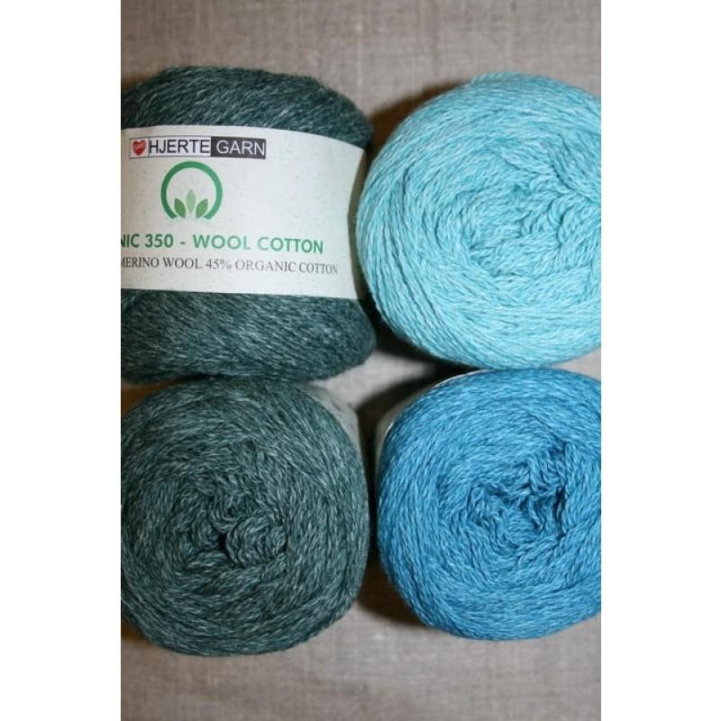 Organic 350 Wool/Cotton Gots certificeret-31