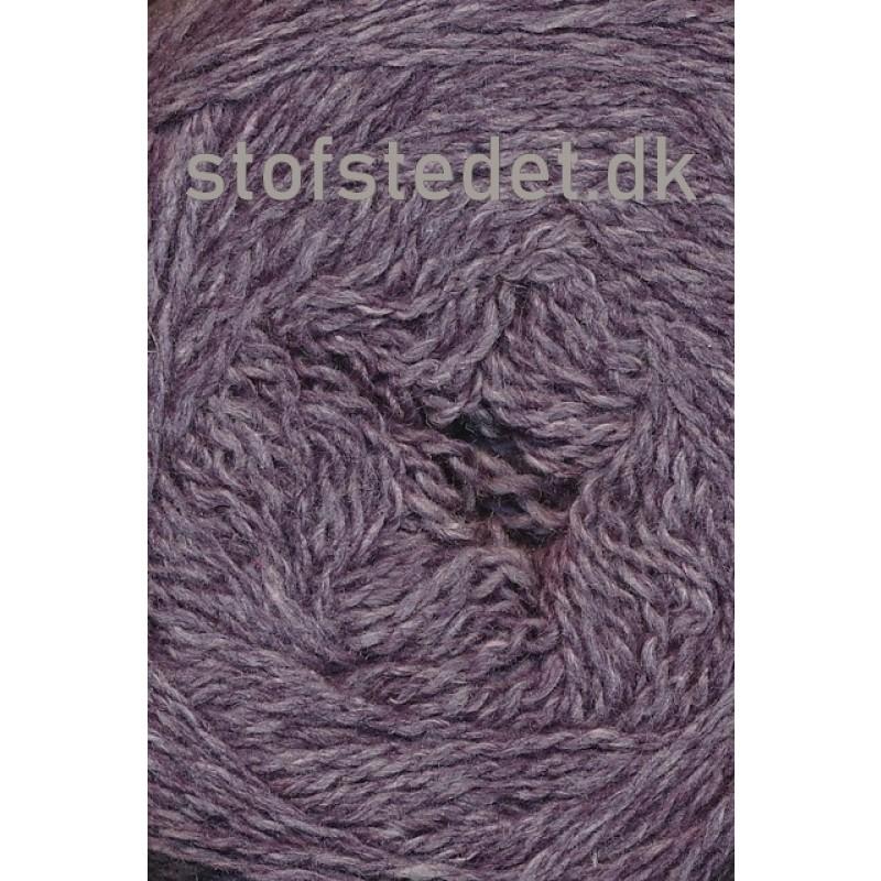 Organic 350 Wool/Cotton Gots certificeret i Grå/lyng