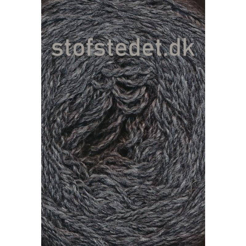Organic 350 Wool/Cotton Gots certificeret i Mørkegrå