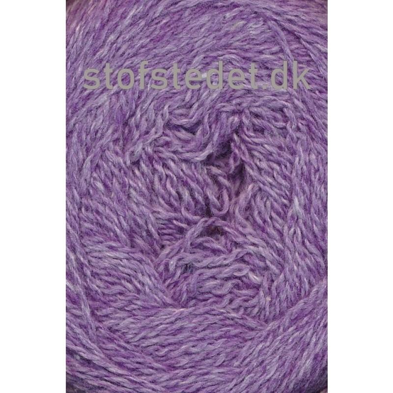 Organic 350 Wool/Cotton Gots certificeret i Lilla