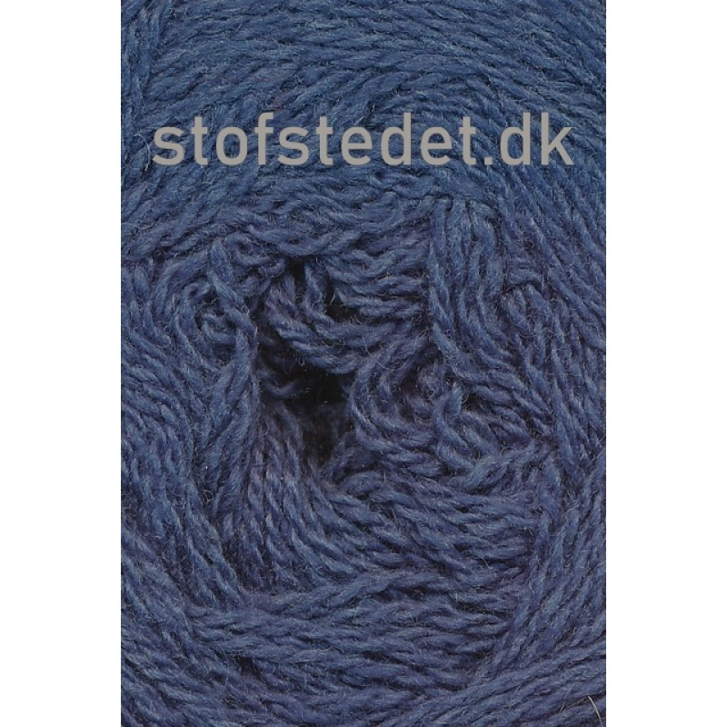 Organic 350 Wool/Cotton Gots certificeret i Denim