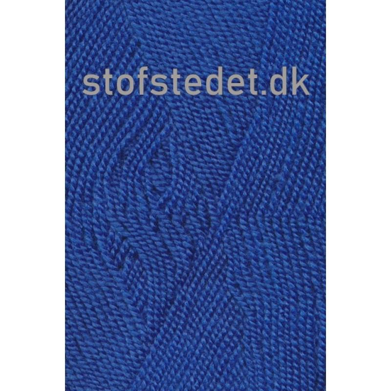 Perle Acryl | Akrylgarn fra Hjertegarn i koboltblå-322