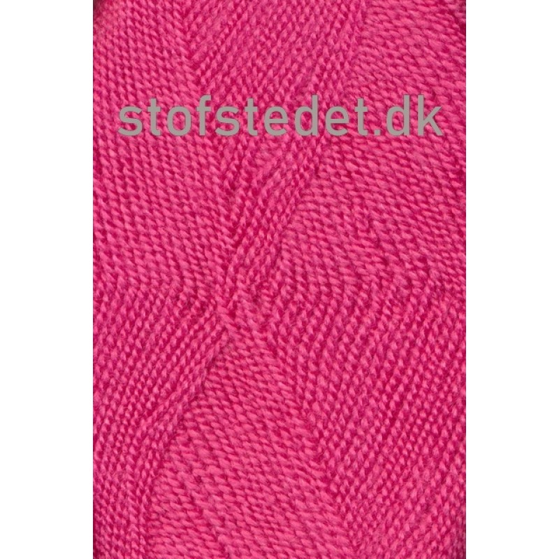 Perle Acryl | Akrylgarn fra Hjertegarn i pink-313