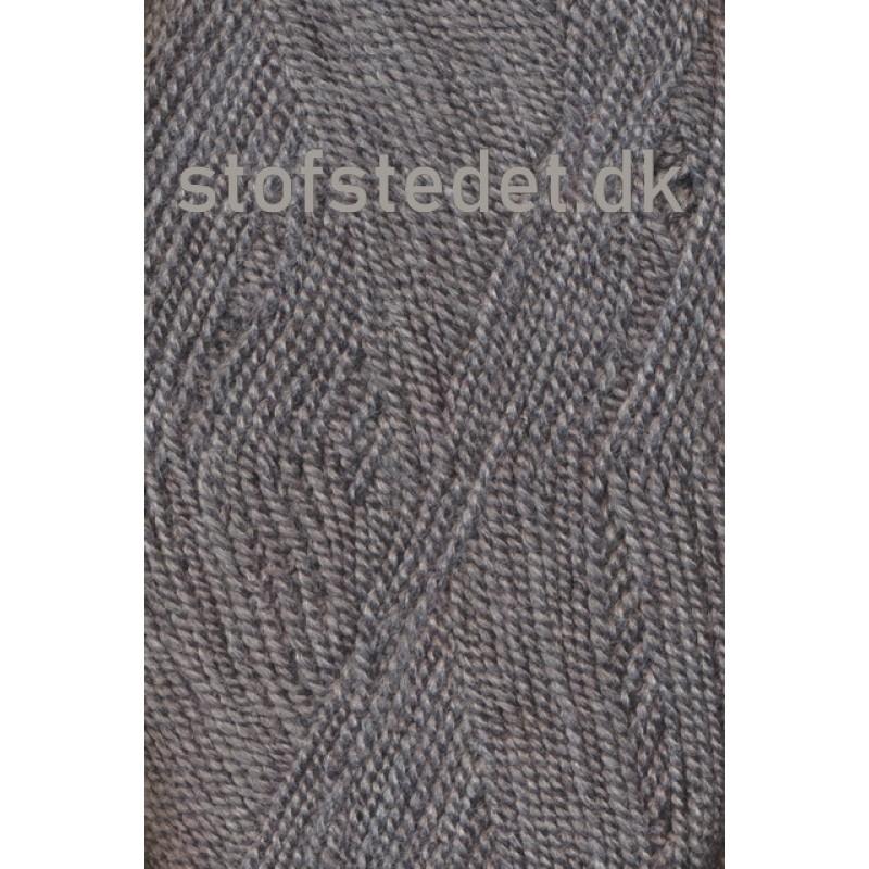 Perle Acryl   Akrylgarn fra Hjertegarn i stålgrå