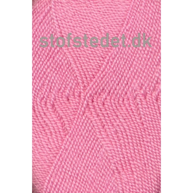 Perle Acryl   Akrylgarn fra Hjertegarn i rosa-312