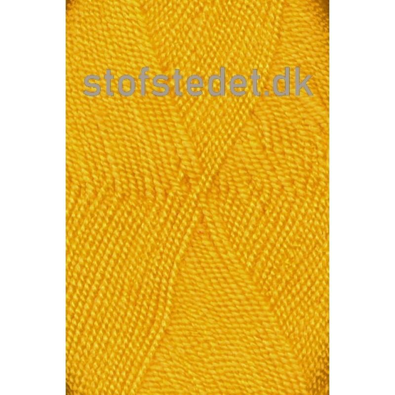 Perle Acryl | Akrylgarn fra Hjertegarn i sol gul-317