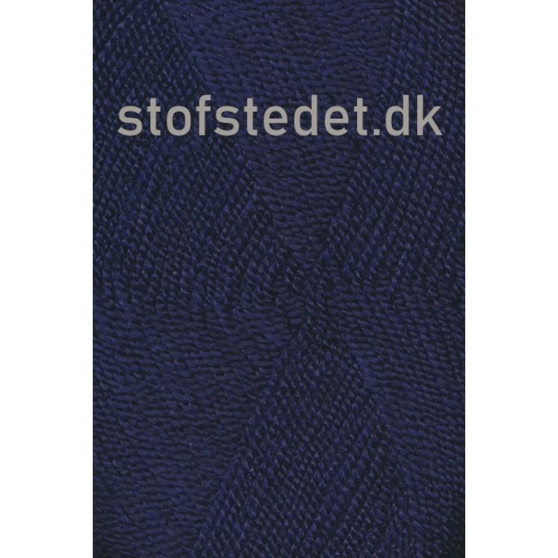 Perle Acryl   Akrylgarn fra Hjertegarn i mørkeblå