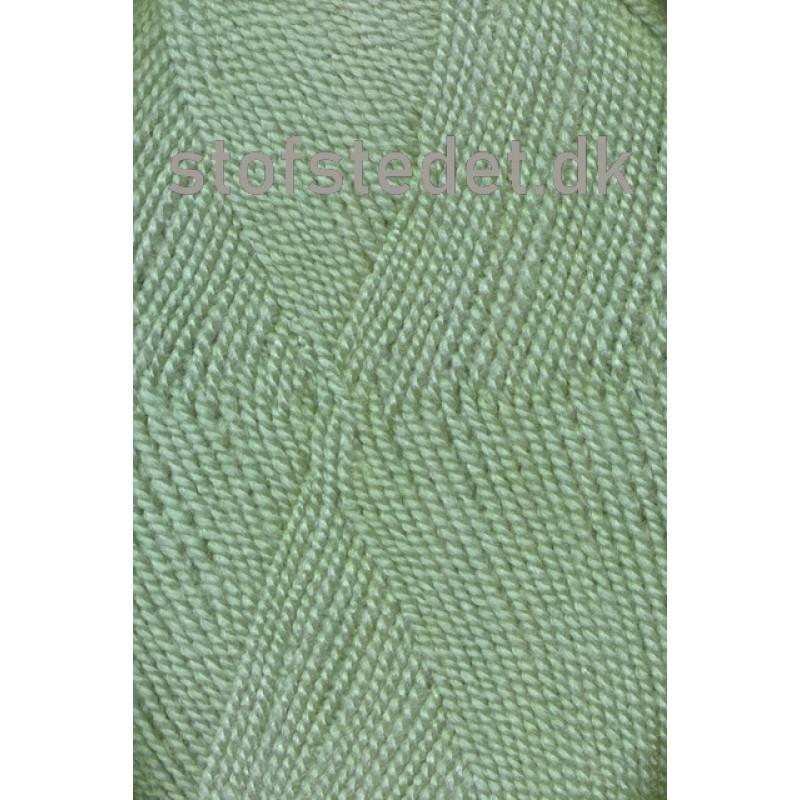 Perle Acryl | Akrylgarn fra Hjertegarn i lysegrøn-319