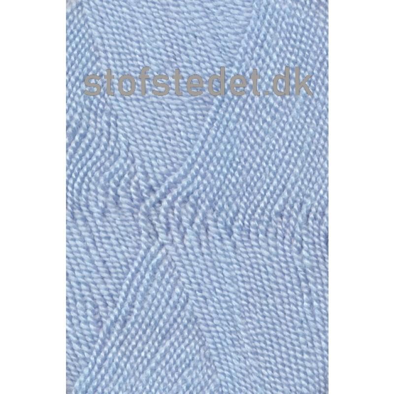 Perle Acryl   Akrylgarn fra Hjertegarn i babylyseblå-325
