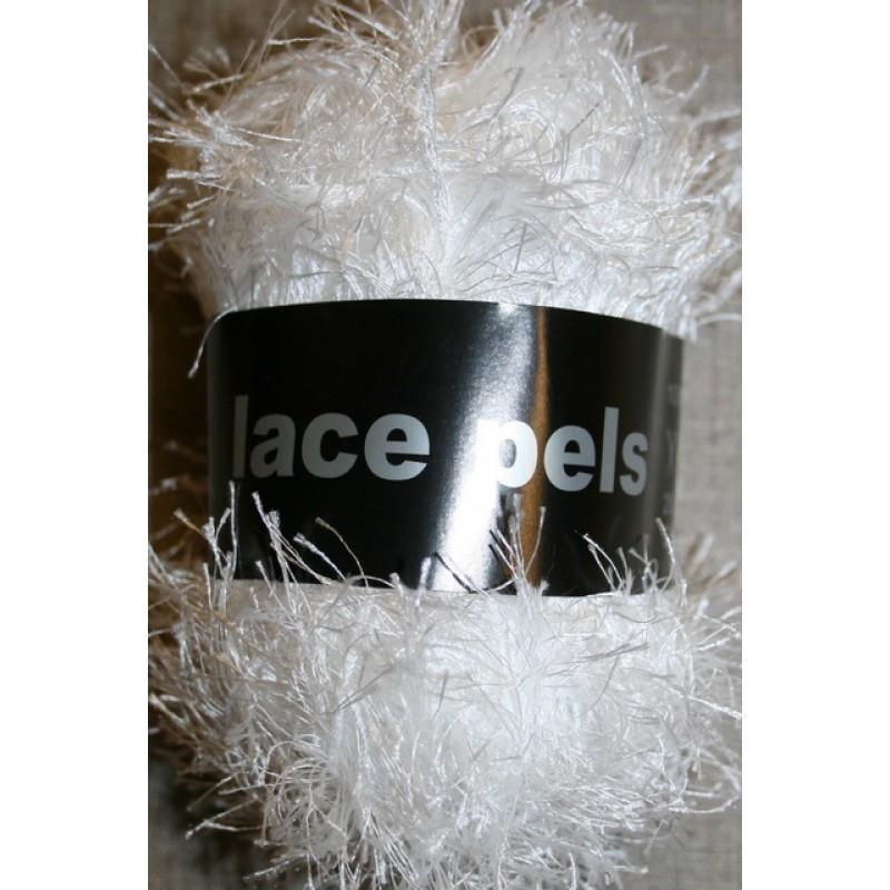 Lace Pels, hvid-00