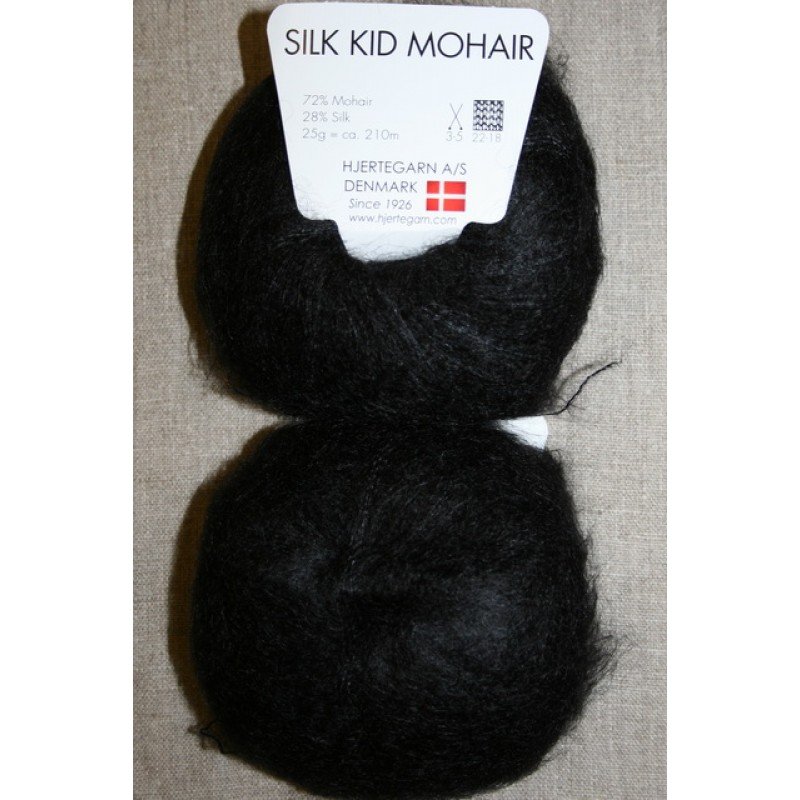 Silk Kid Mohair sort-31
